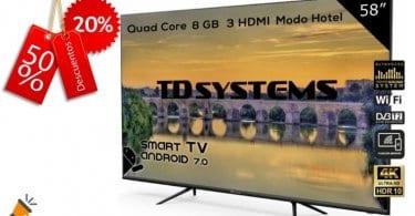 oferta TD Systems K58DLX9US barata SuperChollos