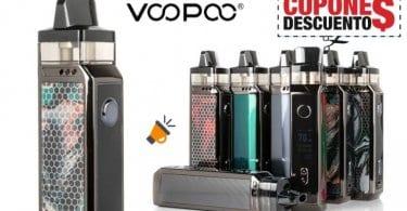 oferta VOOPOO VINCI X Mod Pod Kit barato SuperChollos