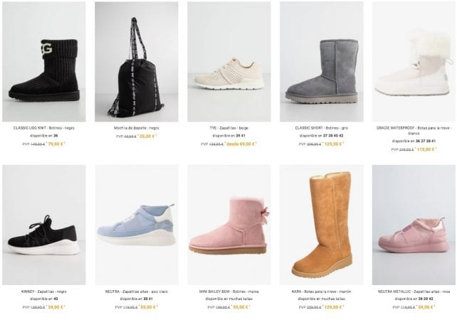 outlet ugg zalando SuperChollos