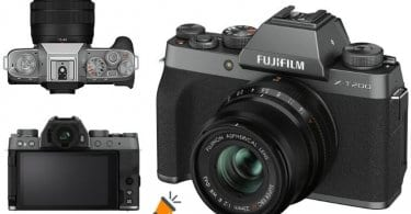 oferta Fujifilm X T200 Camara Digital barata SuperChollos