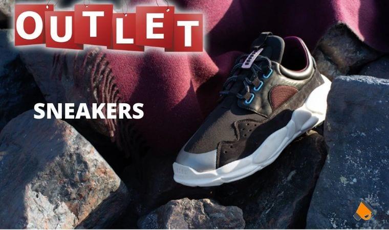 OUTLET ZALANDO! Hasta 75% DTO. en sneakers de las mejores marcas