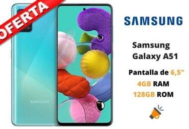 OFERTA Samsung Galaxy A51 BARATO SuperChollos