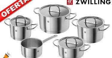 oferta Zwilling Prime Bateri%CC%81a de cocina barata SuperChollos
