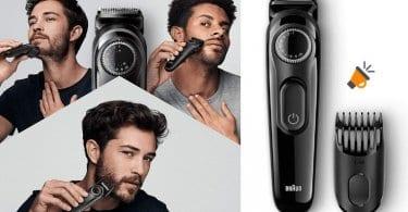 oferta Braun BT5242 Recortadora de Barba barata SuperChollos