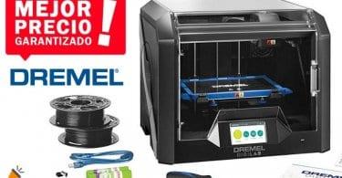 oferta Dremel 3D45 Impresora 3D barata SuperChollos