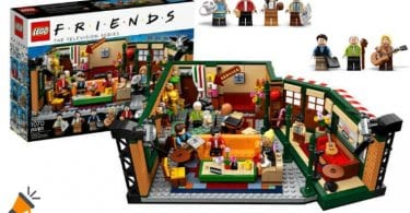 oferta LEGO Friends Central Perk barato SuperChollos