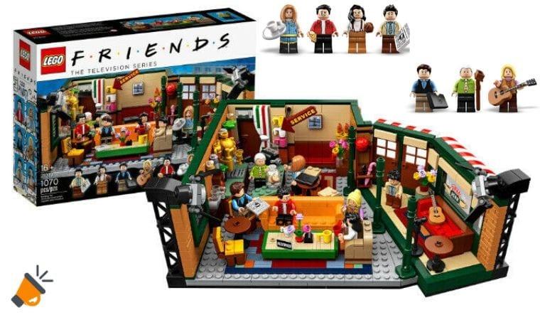 oferta LEGO Friends Central Perk barato SuperChollos