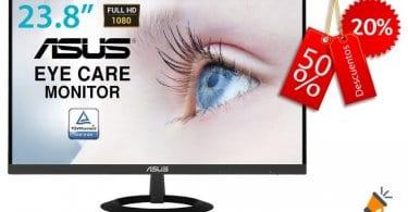 oferta Asus VZ249HE monitor barato SuperChollos