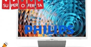 oferta philips 32PFS5863 smart tv barata SuperChollos