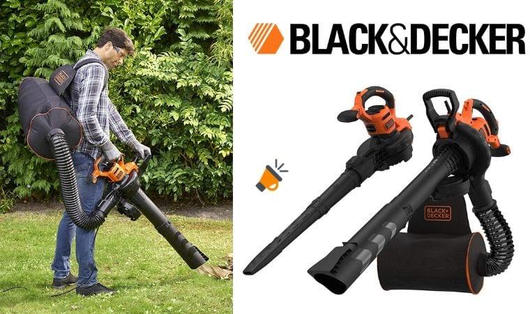 oferta BLACKDECKER BEBLV300 soplador barato SuperChollos