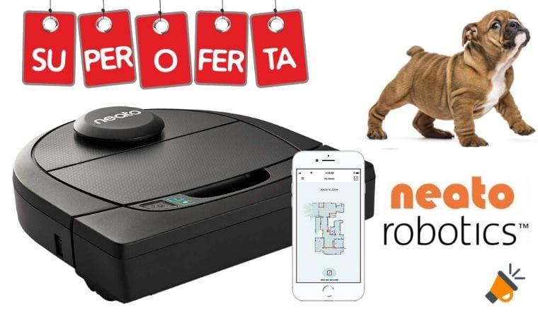 oferta Neato Robotics D450 barato SuperChollos