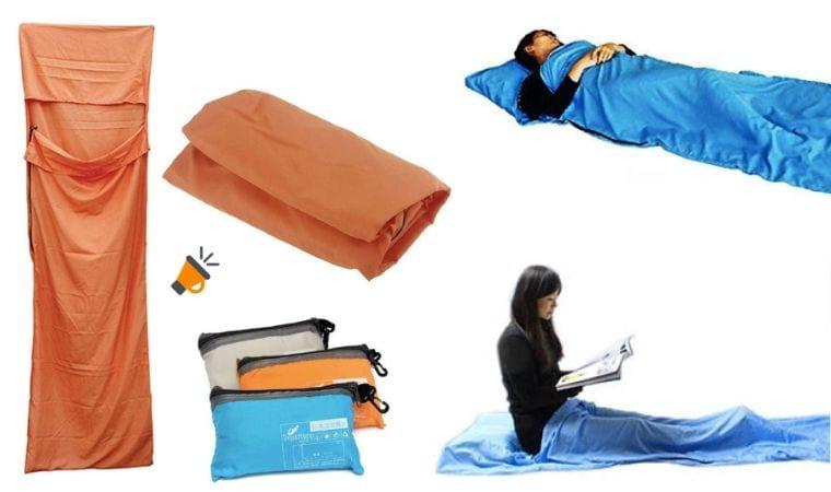 oferta saco de dormir IPRee barato SuperChollos