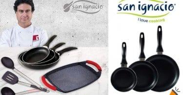 oferta San Ignacio Cune sartenes baratas SuperChollos