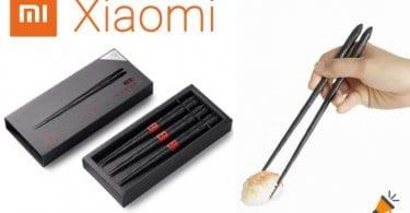 oferta palillos chinos Xiaomi Youpin baratos SuperChollos