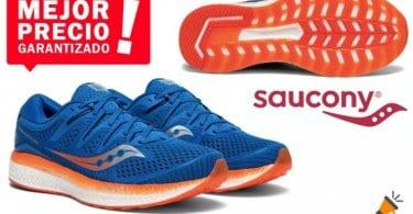 oferta SAUCONY TRIUMPH ISO 5 ZAPATILLAS DE RUNNING baratas SuperChollos
