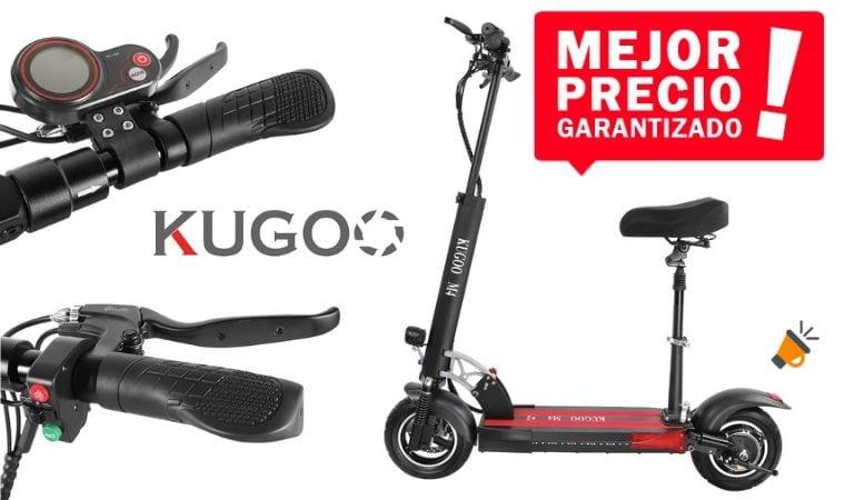 oferta Kugoo Kirin M4 barato SuperChollos