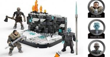 oferta Mega Construx juego tronos barato SuperChollos