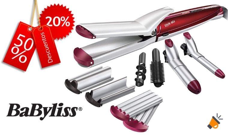 oferta BaByliss MS22E moldeador barato SuperChollos