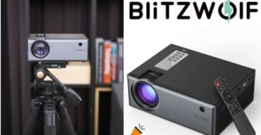 oferta Blitzwolf BW VP1 proyector barato SuperChollos