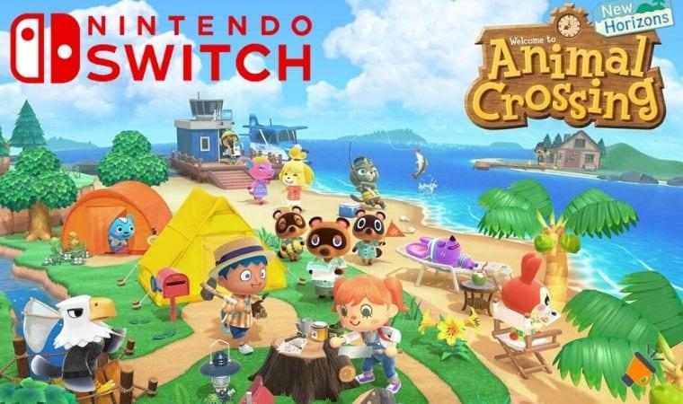 oferta Animal Crossing New Horizons barato SuperChollos