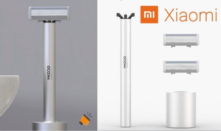 oferta Xiaomi MKodo T1 afeitadora barata SuperChollos