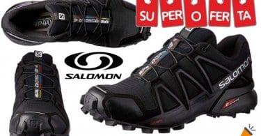 oferta SALOMON Speedcross zapatillas baratas SuperChollos