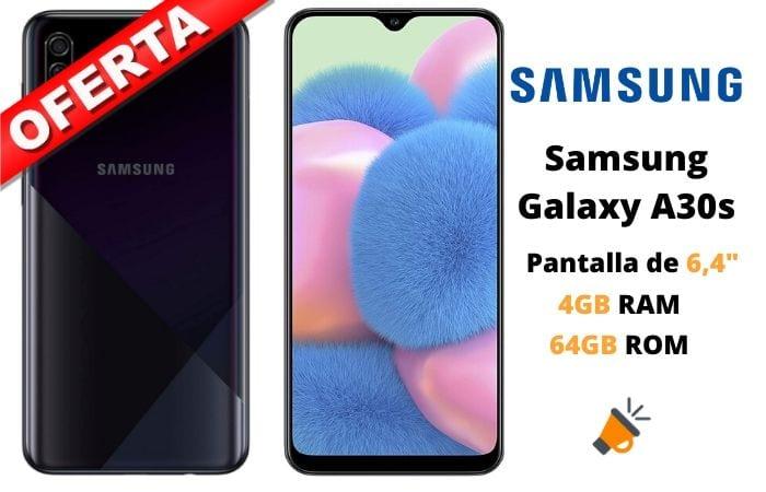 oferta Samsung Galaxy A30s barato SuperChollos