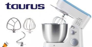 oferta Taurus Mixing Chef Compact Batidora amasadora barata SuperChollos