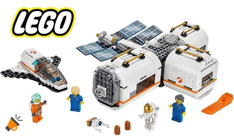 oferta Estacio%CC%81n Espacial lego barata SuperChollos