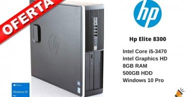 OFERTA HP Elite 8300 BARATO SuperChollos