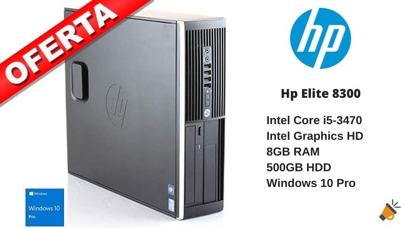 OFERTA HP Elite 8300 BARATO SuperChollos