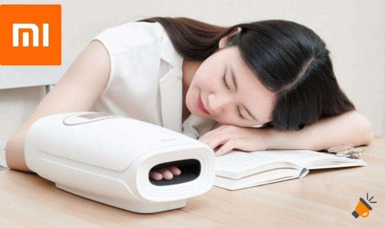 oferta Xiaomi PMA C20 masajeador de manos barato SuperChollos