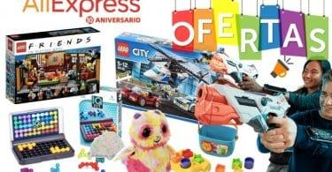 juguetes aliexpress baratos SuperChollos