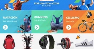 ofertas fitness aliexpress SuperChollos
