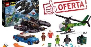 oferta LEGO Super Heroes Batwing de Batman barato SuperChollos