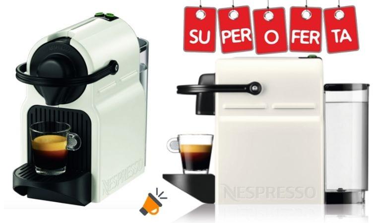 CHOLLAZO! Cafetera cápsulas Nespresso Krups + 20€ en