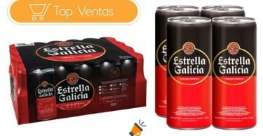 oferta Estrella Galicia Cerveza barata SuperChollos