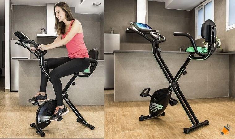 oferta Cecotec Pro 7016 bicicleta estatica barata SuperChollos
