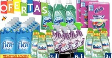 ofertas productos de limpieza baratos SuperChollos