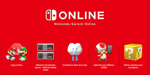 12 meses nintendo switch online chollo SuperChollos