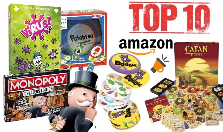 TOP 10 juegos de mesa SuperChollos