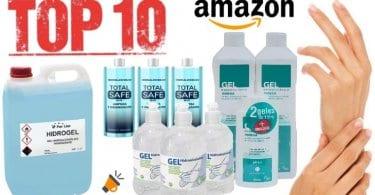 geles hidroalcoholicos baratos amazon SuperChollos