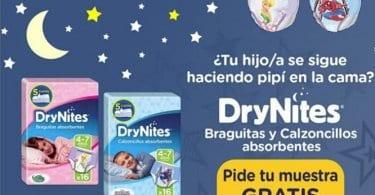 muestras pa%C3%B1ales drynites gratis SuperChollos