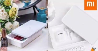 oferta cargador Xiaomi Mijia FIVE barato SuperChollos