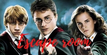 escape room harry potter online gratis