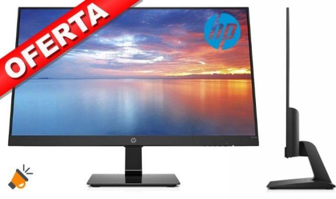 oferta HP 27m Monitor barato SuperChollos