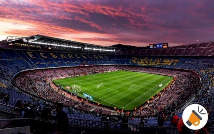 Estadio del Camp Nou en FIFA 21