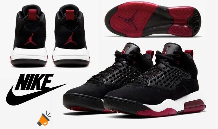 rifle Escabullirse norte  ANTES 140€! Zapatillas Nike Jordan Maxin 200 para hombre por solo 68€