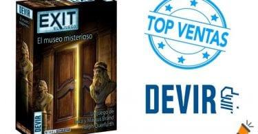 oferta Devir Exit 10 El Museo Misterioso barato SuperChollos