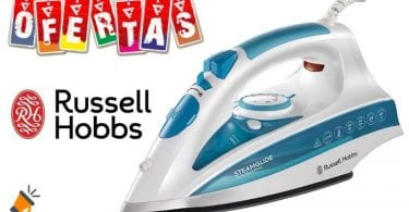 oferta Russell Hobbs SteamGlide plancha barata SuperChollos
